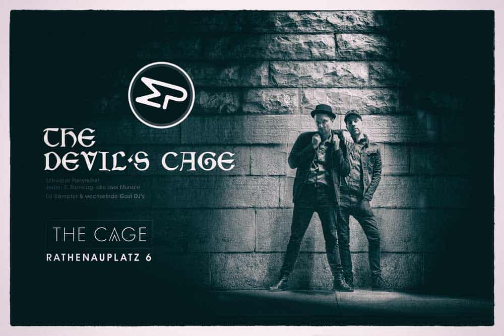 The Devil's Cage with Mikro­plast